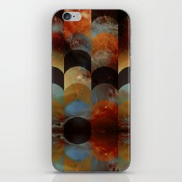 3Vintage Galaxy iPhone Skin