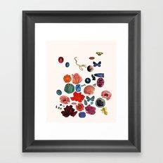 STREWN Framed Art Print