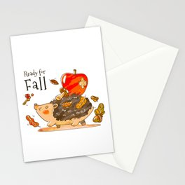 Ready For Fall! Stationery Cards