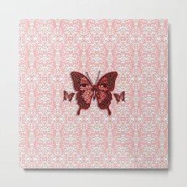 Butterfly Variation 04 Metal Print