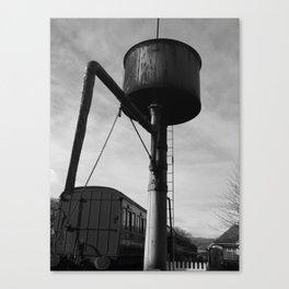 Havenstreet Station - Havenstreet - Isle of Wight #3 Canvas Print