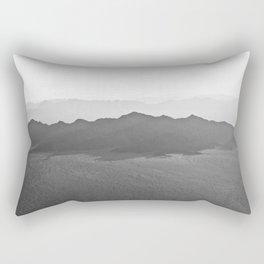 California Desert Rectangular Pillow