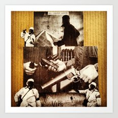 OSWG Insurrection. Art Print
