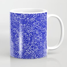 Midnight Floral Mug