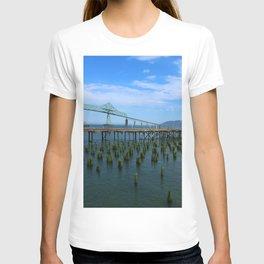 Megler Bridge -  Astoria T-shirt