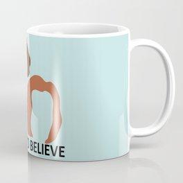 I Want To Believe X-Files Coffee Mug