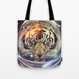 Astro Tiger Tote Bag