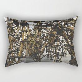 Ai WeiWei Rectangular Pillow
