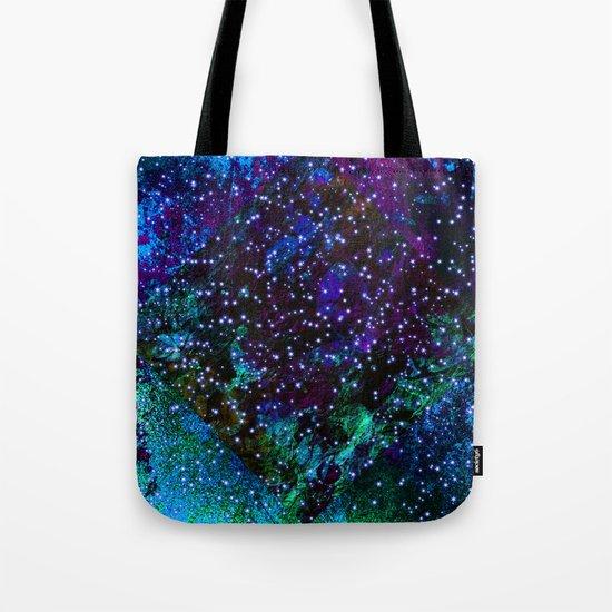 loving stars Tote Bag