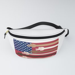 United Together Fanny Pack