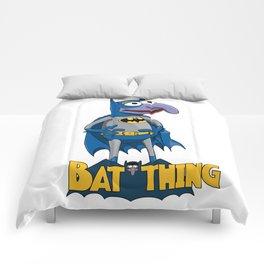 Gonzo the Bat-man Comforters
