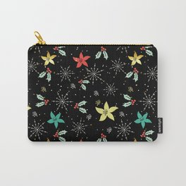 Cute Christmas Pattern Carry-All Pouch