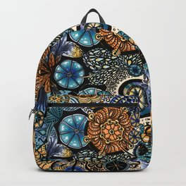 Growth in 3 Directions Backpack