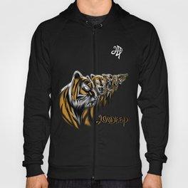 Tiger Deep Hoody