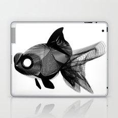 Black Moor Moiré Laptop & iPad Skin