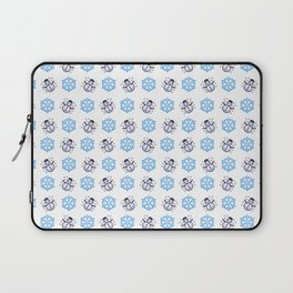C1.3D Snowmoji Laptop Sleeve