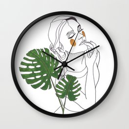Green Time in the Meantime - 1 Wall Clock