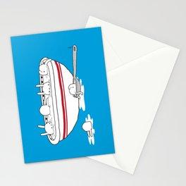 Bunny Soup Stationery Cards