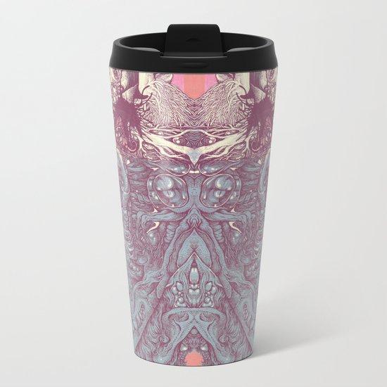 insect Metal Travel Mug