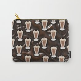 Liquid Chocolate Chocolate Shake Carry-All Pouch