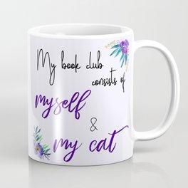 My Book Club Coffee Mug