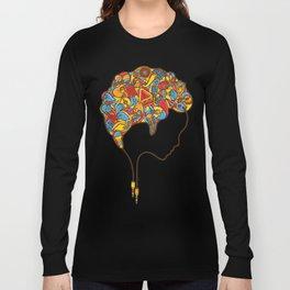 Musical Mind Long Sleeve T-shirt
