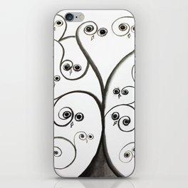 owltree iPhone Skin