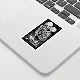 The Lovers Sticker