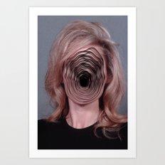 Weirdo (2014) Art Print