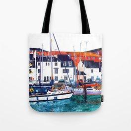 Weymouth Port Tote Bag