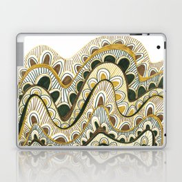 Darcy with a D Laptop & iPad Skin