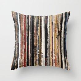 Jazz, Funk & Soul Throw Pillow