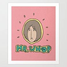 Hype Man Art Print