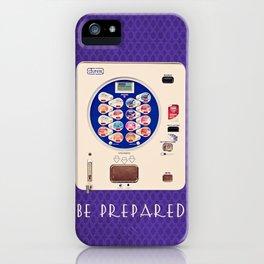 Be Prepared iPhone Case