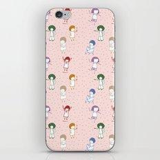some girls iPhone & iPod Skin