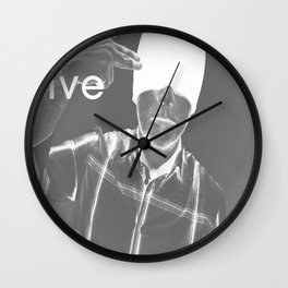 The Nine to Five Wall Clock