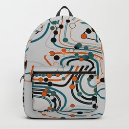 dots/lines4 Backpack