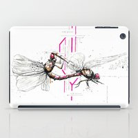 lovers iPad Cases featuring Lovers by Subcon