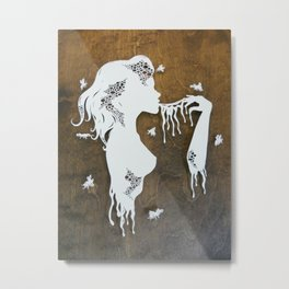 The Apiary Metal Print