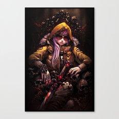 IMDH Canvas Print