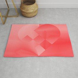 Danish Heart Love Rug