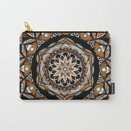 Swadhisthana sacral chakra mandala Carry-All Pouch