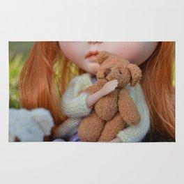 Robin - This is my teddy Rug