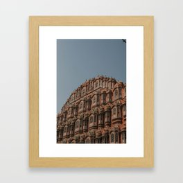 minimal india #5 Framed Art Print