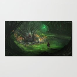 Soul of the Forest Canvas Print