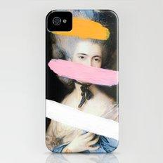 Brutalized Gainsborough 2 iPhone (4, 4s) Slim Case