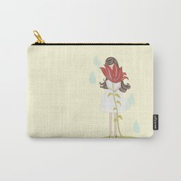 lily girl Carry-All Pouch