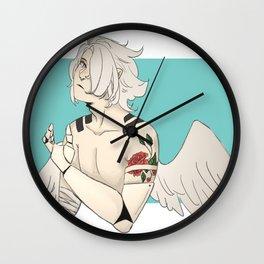 Angel Gabrielle Wall Clock