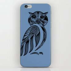 Tribal Owl iPhone & iPod Skin