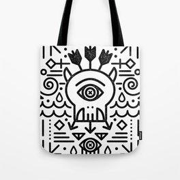 Monster Killer Cult Tote Bag